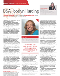 Q & A with Jocelyn Harding