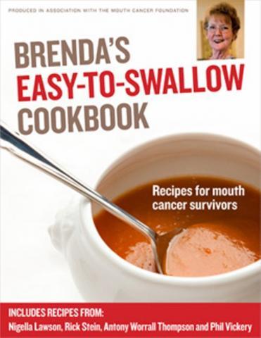 Brenda's Easy-to-Swallow Cookbook (£10 plus postage)