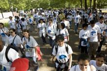 Mouth Cancer 10 KM Awareness Walk – 22.09.12