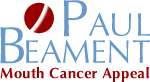 Paul Beament Mouth Cancer Appeal